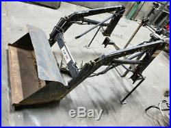 Toro/Wheel Horse 522XI Kwik-Way Front End Loader Attachment-USED