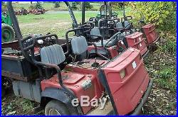Toro Workman 3100 3200 gas engines parts machines 4 units
