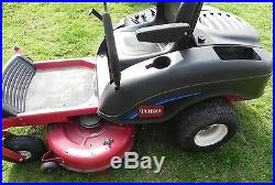 Toro Zero Turn Riding Lawn Mower 17.5 HP 42 Cut Runs Great Elgin Illinois
