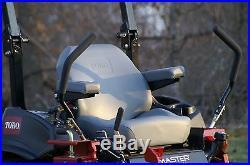 Toro Zero turn/FX651V/74952/48 inch cut/20 horse power/commercial Grade/gas