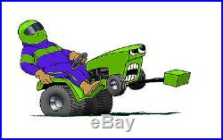 Two 26x12.00-12 Mayhill Garden Tractor Pulling Tires John Deere Cub Cadet Puller