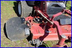 Used 60 Toro Z-Master Zero Turn Lawn Mower 27 HP Kohler
