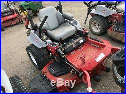 Used Exmark LZS27KC604 zero turn riding mower 60