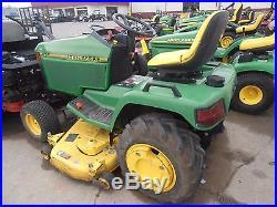 Used John Deere 425 Garden Tractor (42 Riding Lawn Mower)