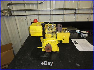 Used John Deere 524 Snowblower Engine Model HS50 67252F