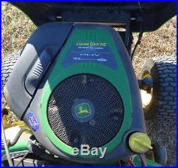Used John Deere LA110 42 Lawn Tractor 19.5 HP