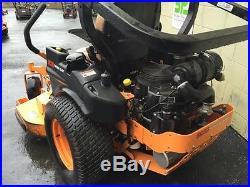 Used Scag 52 Tiger Cat Zero Turn Rider