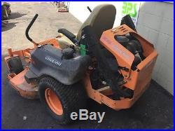 Used Scag Cheetah Zero Turn Riding Mower