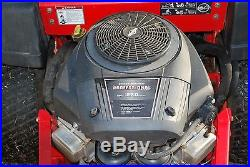 Very nice Snapper ZTR Zero turn riding lawn mower, 50 cut 27 hp engine, Clean