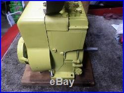 Very nice Vintage Briggs and Stratton 2hp engine 60102-0148-02 teaching aid