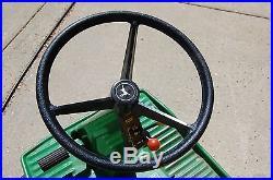 Vintage John Deere 65 Riding Mower