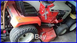 Vintage Simplicity 3410S Garden Tractor