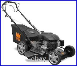 WEN LM2173 173cc 21-Inch Gas-Powered 4-in-1 Self-Propelled Lawn Mower