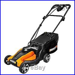 WG775 WORX 14 24V Cordless Lawn Mower With Removable Battery