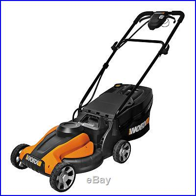 WG775 WORX 24V 14 Cordless Lawn Mower
