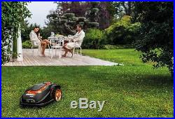 WG794 WORX Landroid M Cordless 28V MaxLithium 7 Robotic Lawn Mower