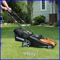 WORX WG959 2X20V Combo Lawn Mower WG744 + FREE Turbine Leaf Blower WG547