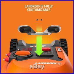 WORX WR140 20V Landroid M Cordless 4.0ah Powershare Robotic Lawn Mower