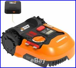 WORX WR143 20V Landroid M 20V (4.0AH) Cordless Robotic Lawn Mower with GPS