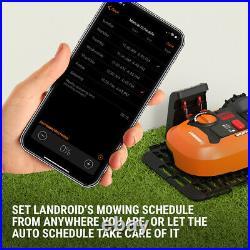 WORX WR150 20V Landroid Cordless 4.0ah Powershare Robotic Lawn Mower