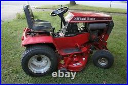 Wheel Horse 312-8 1989 Lawn Tractor/Riding Mower Kohler 12. 36 in deck