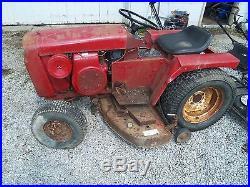 Wheel Horse GT14-1969-RARE-LOOOOK