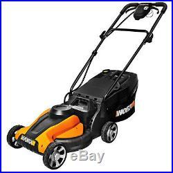 Worx (14) 24-Volt Cordless Electric Lawn Mower