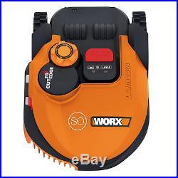 Worx Landroid Rasen-Mähroboter SO500i bis 500 qm mit Wi-Fi, WR105SI, 1 St&#