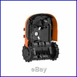 Worx WR140 Landroid M 20V 7 Inch GPS Module Electric Cordless Robotic Lawn Mower