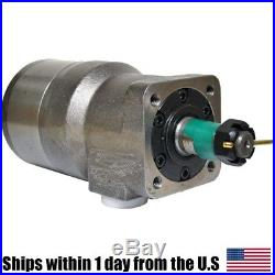 Wright Stander Sentar 48 52 61 32410002 Hydro Hydraulic Wheel Motor 32410005
