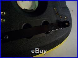 YELLOW SEAT JD JOHN DEERE 425,445,455,4100,4110,4115, GARDEN, COMPACT TRACTORS #DD