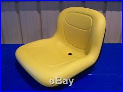 Yellow Seat Fits John Deere Gx255, Gx325, Gx335, Gx345, Gx355, Lx266. Lx277, Lx288 #aq