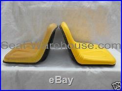 Yellow Seat John Deere 130,160,165,214,316,318,322,330,332,420, Stx38 Mowers #bz