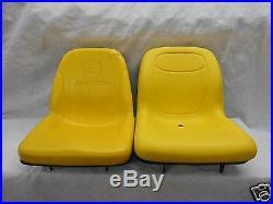 Yellow Seat John Deere Compact Tractors 2305 2320,2520,2720,3032e, 3038e, 3203 #ka