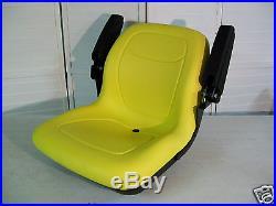 Yellow Seat John Deere Compact Tractors Jd 1023e, 3032e, 3038e, 3203, Lva14488 #lo